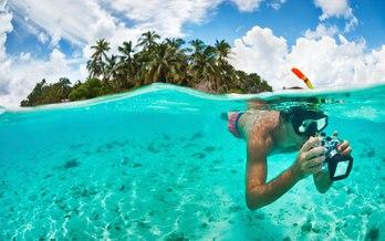 Maldives itinerary