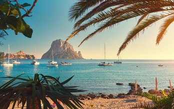 The Balearics itinerary