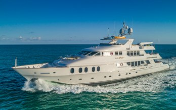 I Love This Boat charter special offer