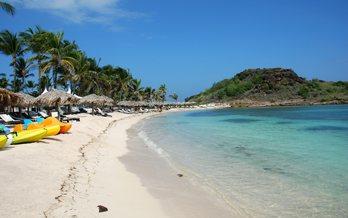 Leeward Islands itinerary