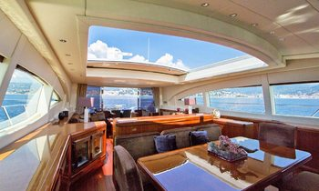 M/Y' Hercules I' Offers Reduced Charter Rate