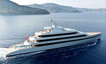The First Look Inside M/Y Yacht SAVANNAH