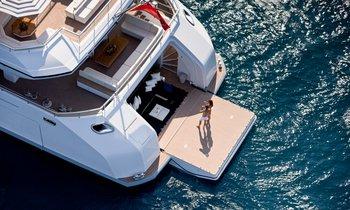 Brand New M/Y IRIMARI Joins Charter Fleet