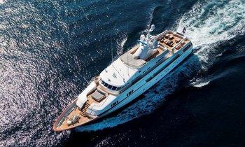 S/Y BG Joins Global Charter Fleet