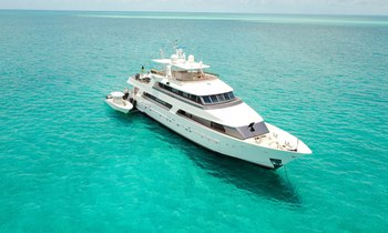 M/Y BRIO Available For Charter In The Bahamas
