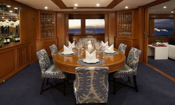 Superyacht AUDACIA Available in the Adriatic
