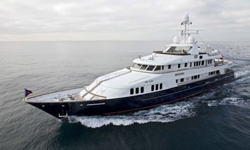 9 Days for Price of 7 on Superyacht Inevitable