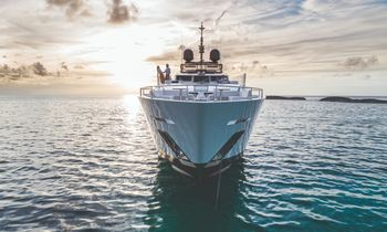 M/Y 'Vista Blue' opens for charter in the Bahamas