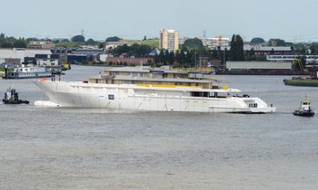Project Y719: First look at Oceanco's largest yacht to date