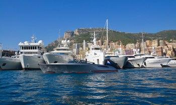 The Monaco Yacht Show 2017 Opens