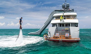 Spend the Holidays With M/Y 'Zoom Zoom Zoom'