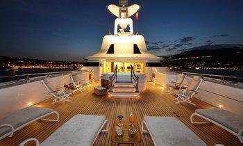 M/Y CAPRI Joins Monaco Yacht Show Line Up