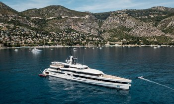 Feadship M/Y 'Lady S' to make show debut at 2019 Monaco Yacht Show