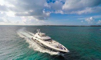 M/Y REBEL joins charter fleet