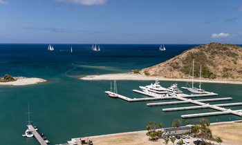 St Kitts and Nevis Enjoy Increase in Superyacht Charters
