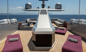Greece yacht charter special: rate reduction with M/Y BILLA
