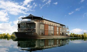 Amazon explorer yacht AQUA NERA joins charter fleet
