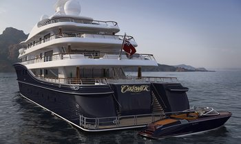 M/Y CAKEWALK Sold and Renamed AQUILA