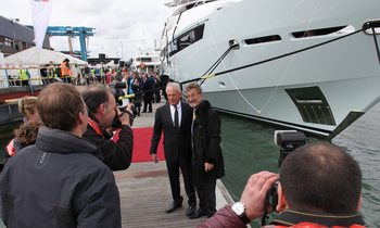 Sunseeker Yacht BLUSH Delivered