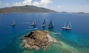 Loro Piana Caribbean Superyacht Regatta & Rendezvous 2015 Results