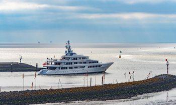 Feadship M/Y UTOPIA returns to Mediterranean after refit