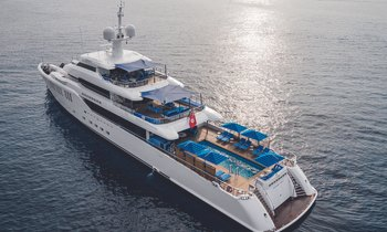 Benetti M/Y SEASENSE Unveiled At MYS2017