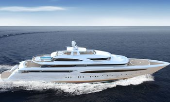 M/Y O'PTASIA Set For Delivery & Charters In 2018