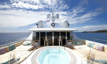 Superyacht 'Lady Britt' has Charter Gap