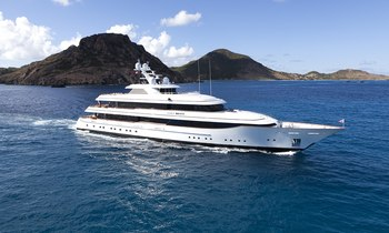 M/Y 'Lady Britt' Open for Bahamas Charters