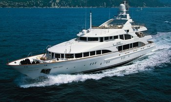 Superyacht MORE Charter Availability