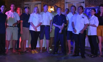 Winning Chefs At Antigua Charter Show Announced