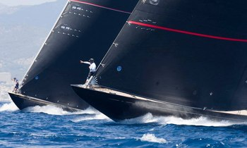 Video: The Superyacht Cup Palma 2018 in action