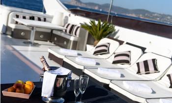 M/Y 'Ocean Glass' Open For Charter Following Refit