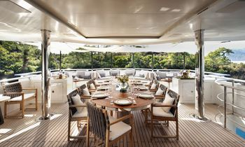 M/Y 'Orient Star' Offers Late-Summer Charter Deal