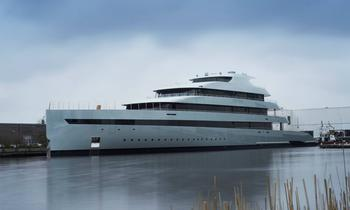 Feadship M/Y SAVANNAH Launched