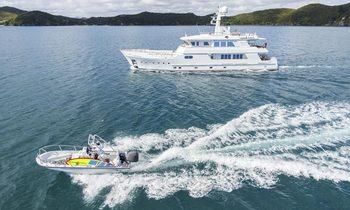 M/Y RELENTLESS Taking Bookings in Fiji this August