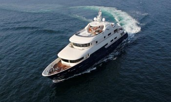 Serenity II For Charter in East Med