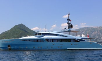 Superyacht PHILMI Becomes Available to Charter