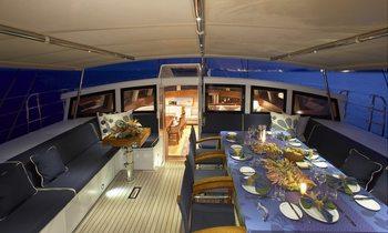 Charter S/Y 'Cinderella IV' in Ibiza