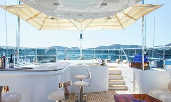 Benetti M/Y DIANE offers charter special in Ibiza