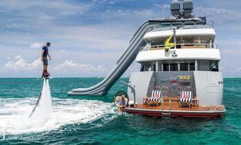 M/Y 'Zoom Zoom Zoom' Offers Florida Special