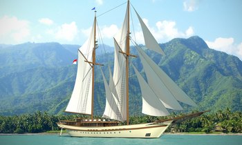 S/Y LAMIMA Nears Completion