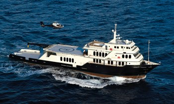 Last-minute Caribbean charter special with M/Y GLOBAL