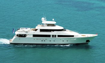M/Y ARIOSO Lowers Charter Rate