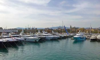M/Y 'Alfa Nero' steals limelight at the MYBA Charter Show
