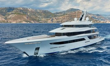 5 Top Superyachts At the MYBA Charter Show