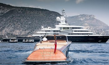 The latest on luxury yacht LUNA: Lawsuit dismissed in Dubai