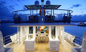 M/Y HIGHLANDER Heads to Cuba and Belize