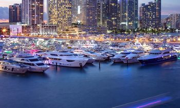 Miami Yacht Show 2019 closes after debuting new location