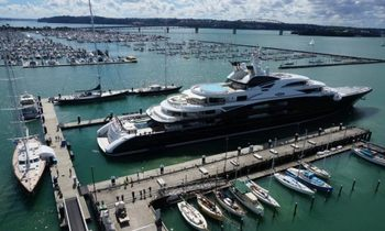Auckland's Silo Marina Reports Huge Success